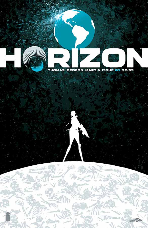 Horizon #1 Review: A New Invasion