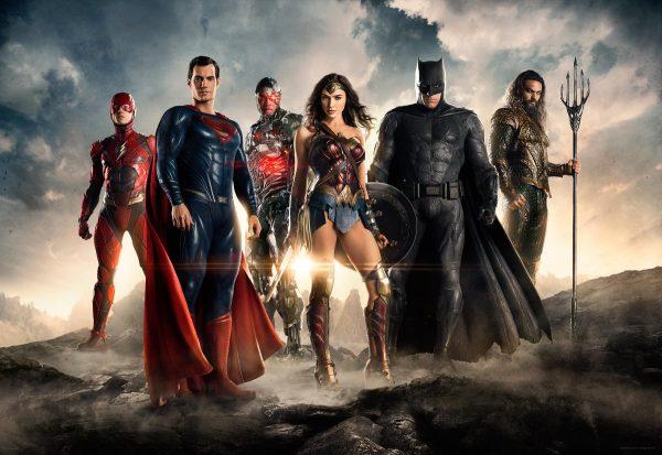Justice League 600x413