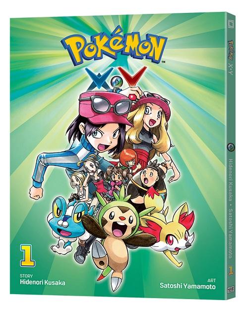 Pokemon XY-GN01-3D