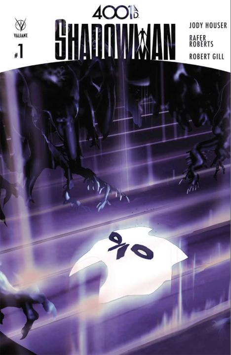 4001 A.D. Shadowman #1 Review: Shadows Don't Die