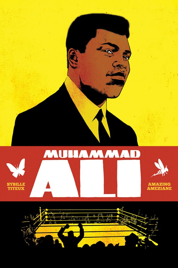 "Dark Horse to Publish Original Graphic Novel ""Muhammad Ali"""