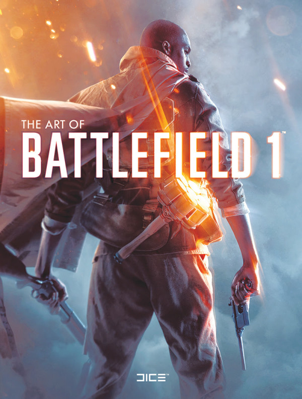 "Dark Horse to Publish ""The Art of Battlefield 1"""