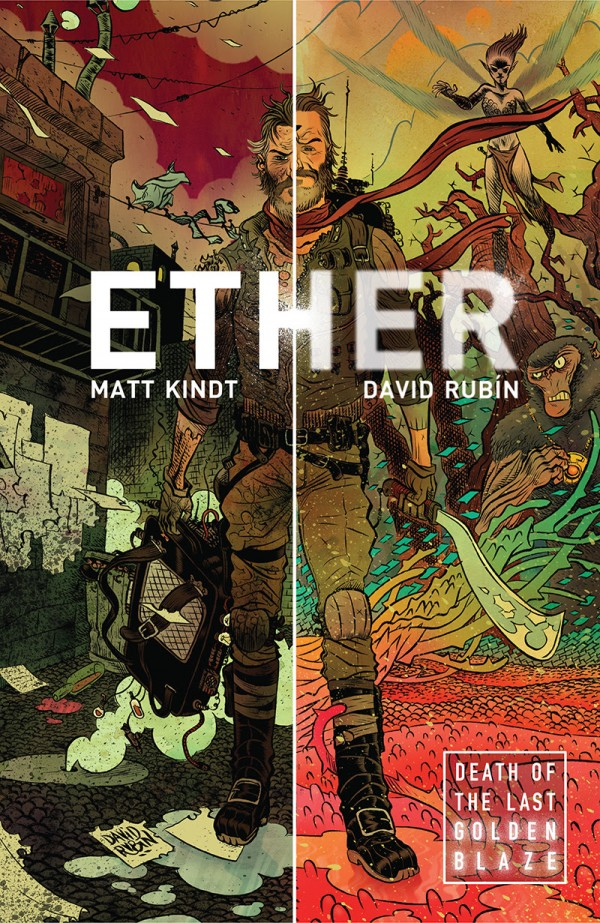 Dark Horse Invites You To Explore the Ether