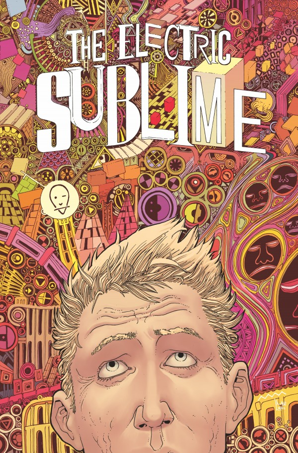 IDW Invites You Into The Electric Sublime