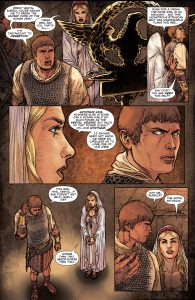 BRITANNIA_001_002 (Valiant's BRITANNIA #1 Grows to 40 Pages with Peter Milligan, Juan Jose Ryp and Raul Allen – Coming in September)