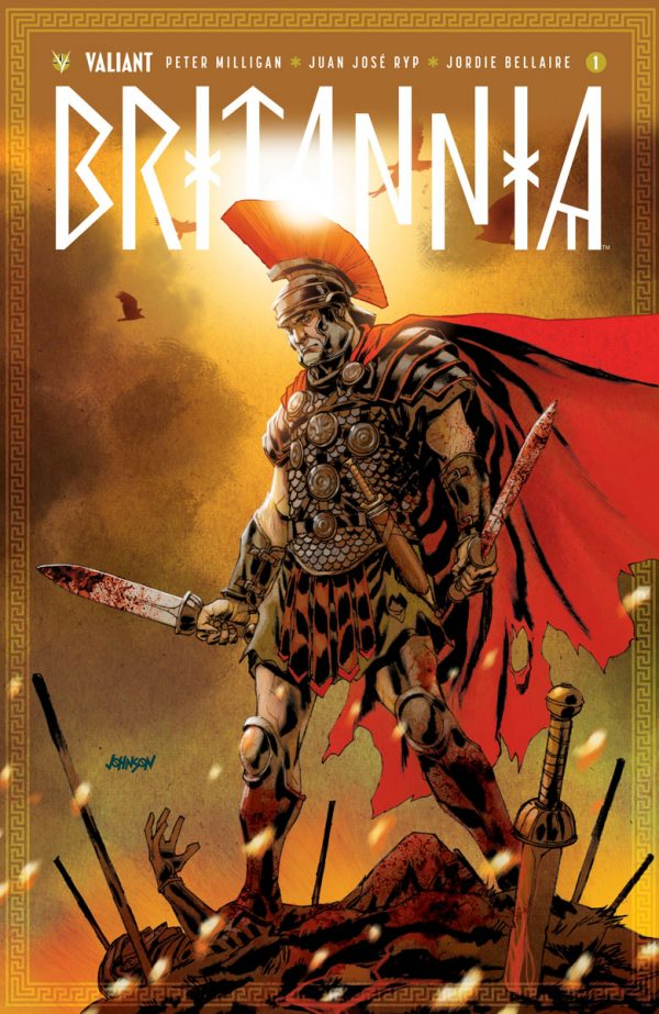 Britannia #1 Review: For the Glory of Rome