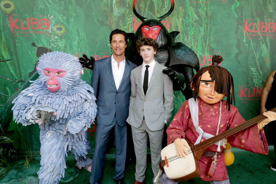 Kubo and the Two Strings Red Carpet Premiere