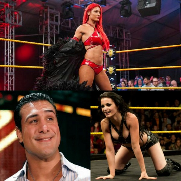 WWE Suspends Paige, Alberto Del Rio and Eva Marie For Wellness Policy Violations