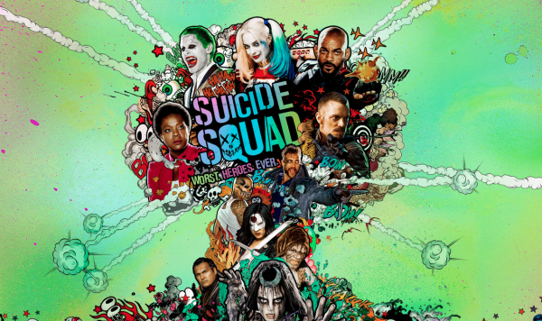 The Araca Group Launches Pop-Up Stores With Limited Edition Suicide Squad Merchandise in Movie Theaters