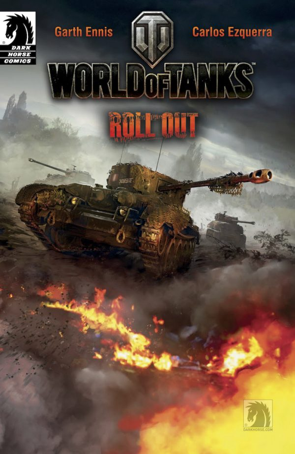 World of Tanks: Roll Out! Comic Book Issue #1 and Premium Tanks Release on August 31
