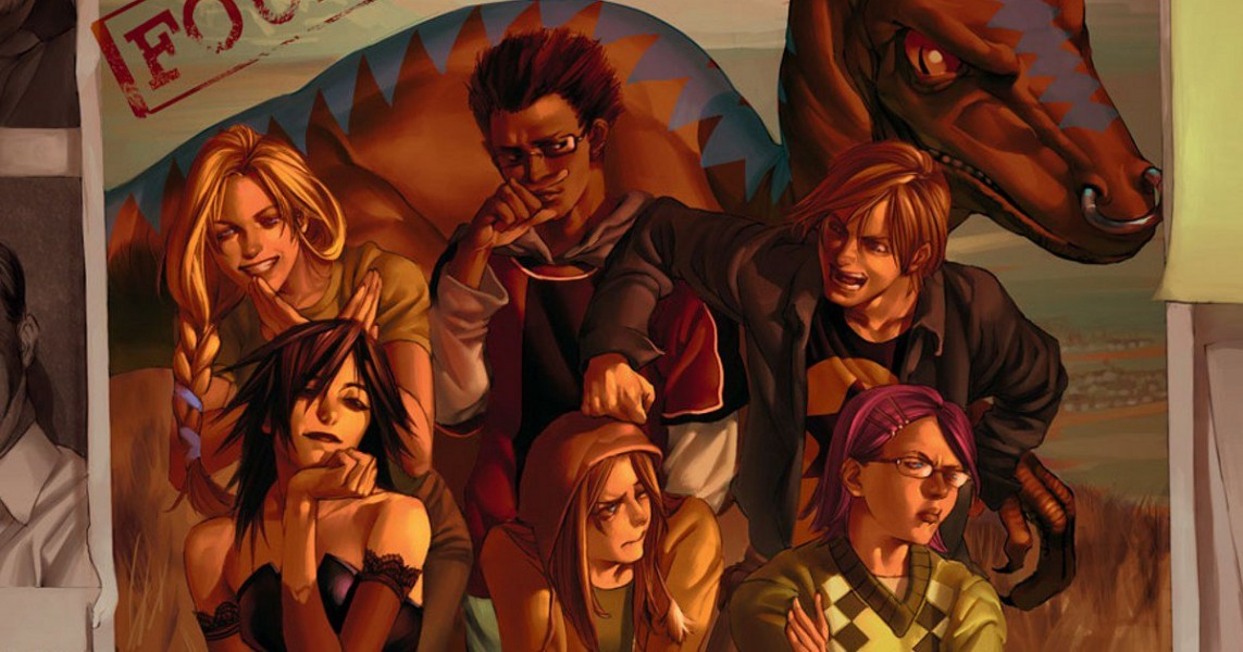 Marvel's Runaways Headed to Hulu with Josh Schwartz and Stephanie Savage to Write and Showrun