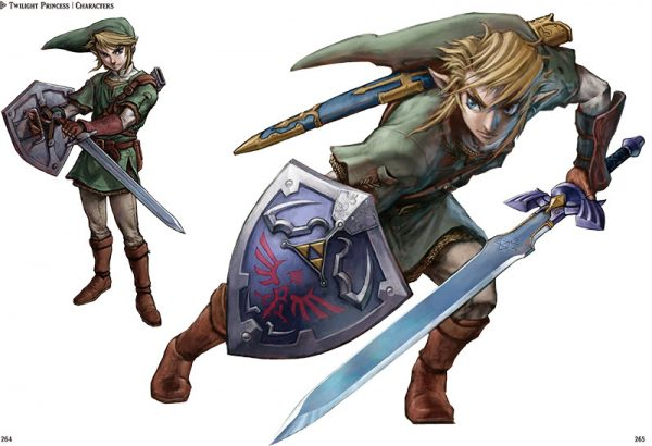 "Dark Horse to Publish ""The Legend of Zelda: Art & Artifacts"" in 2017"
