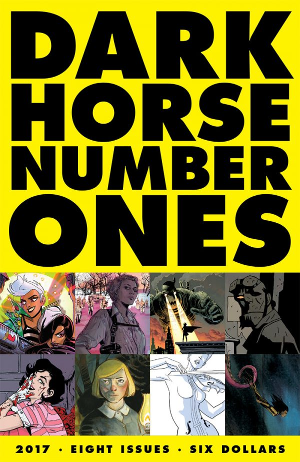 Dark Horse Releases Trade Paperback of Fantastic First Issues