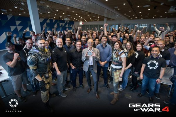 "Gears of War 4 ""Goes Gold"" – A New Saga Begins on October 11"
