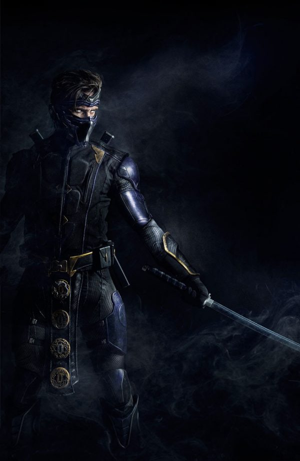 NYCC 2016: Valiant Debuts First Official Look at Ninjak from TOP-SECRET Live-Action Project