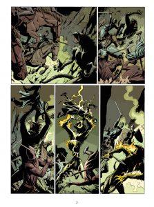 WORLD WAR X Preview 2 (Titan Reveals World War X – From The Artist of B.P.R.D.)