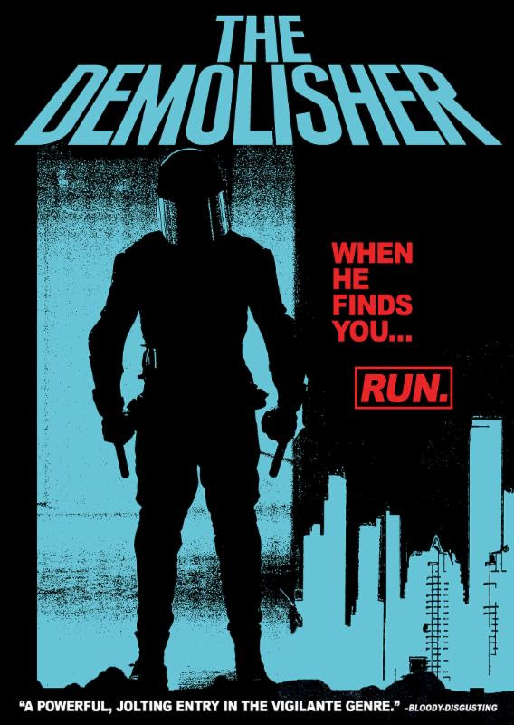 The Demolisher Hits Home October 4th