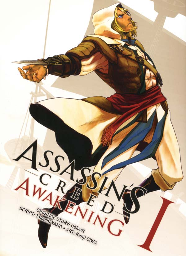 Titan Comics Reveals Interior Art for Assassin's Creed: Awakening #1