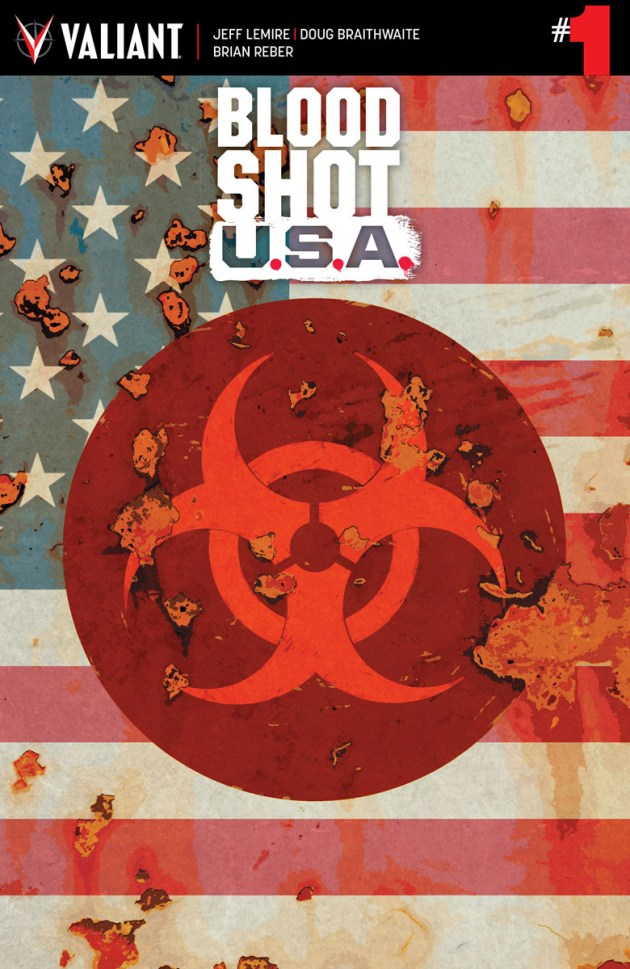 Bloodshot U.S.A. #1 Review: One Nation Under Blood