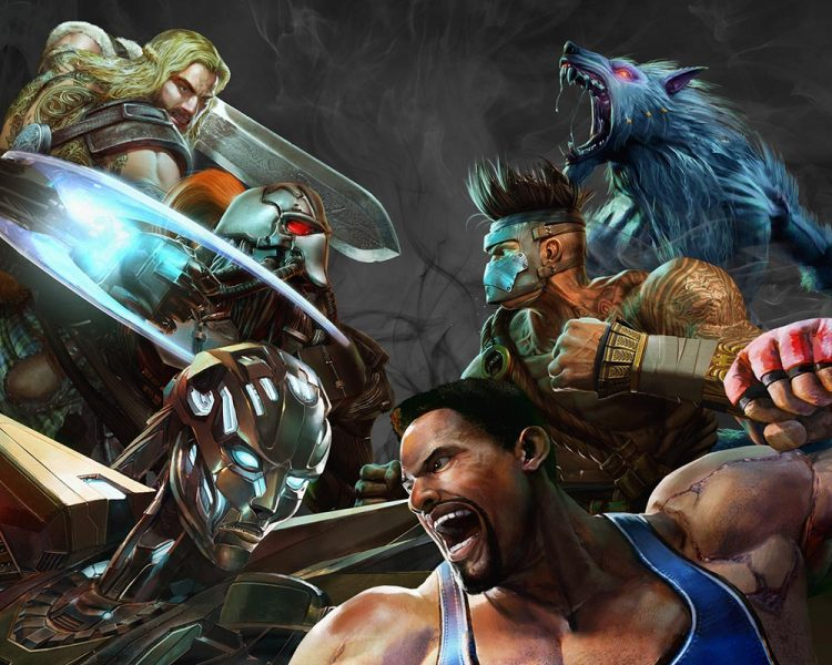 Dynamite Entertainment and Microsoft Studios Announce Killer Instinct Publishing Partnership