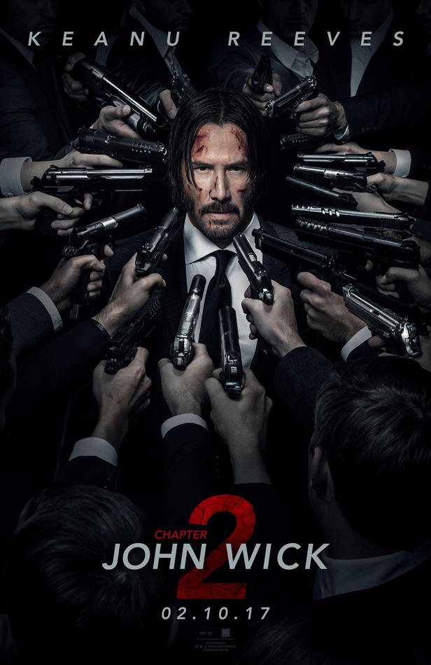 See the Trailer: John Wick Chapter 2 Puts Retirement Plans on Hold