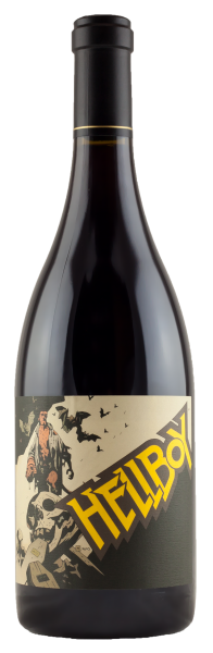 Announcing the 2011 Hellboy Reserve Pinot Noir, Just in Time for Halloween