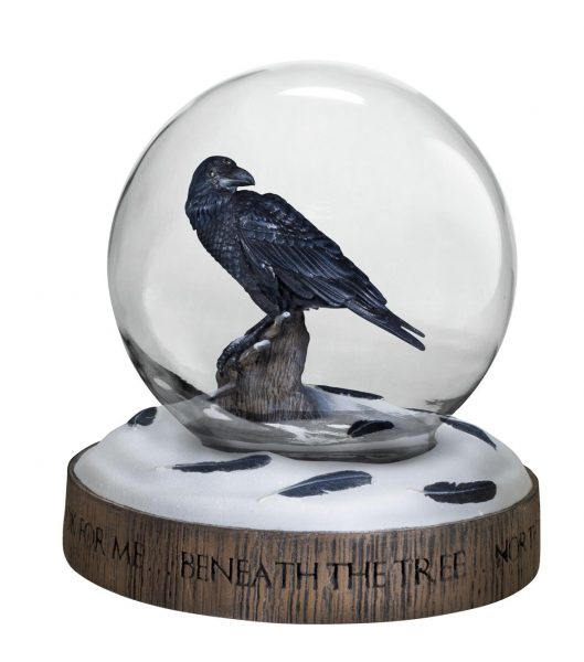 Dark Horse and HBO Global Licensing To Release Second Game of Thrones Snow Globe