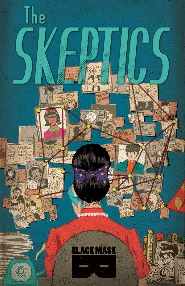 Preview: The Skeptics Hits Stores Oct 26th
