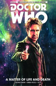 jan161650 (Doctor Who The Eighth Doctor Volume 1 Review: The Man in the Mirror)