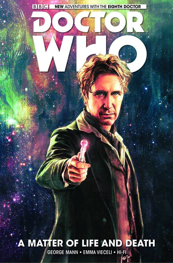 Doctor Who The Eighth Doctor Volume 1 Review: The Man in the Mirror