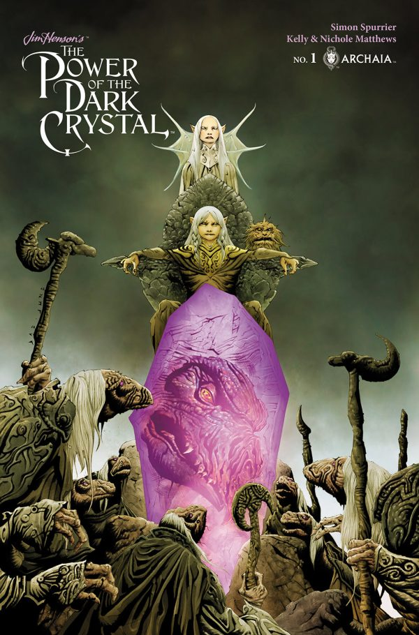 Archaia and The Jim Henson Company Announce Dark Crystal Sequel