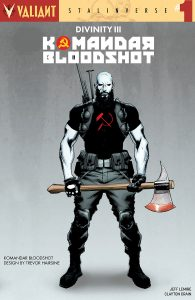 div3-bs_001_variant_hairsine (Valiant Previews: Divinity III: Komandar Bloodshot #1, Savage #2 and Generation Zero #5)