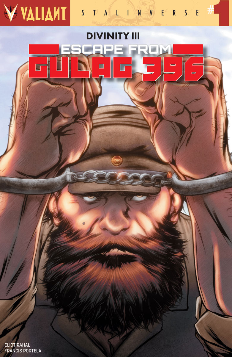 Rahal & Portela Lead the Stalinverse's Greatest Criminals in Divinity III: Escape from Gulag 396 #1 in March