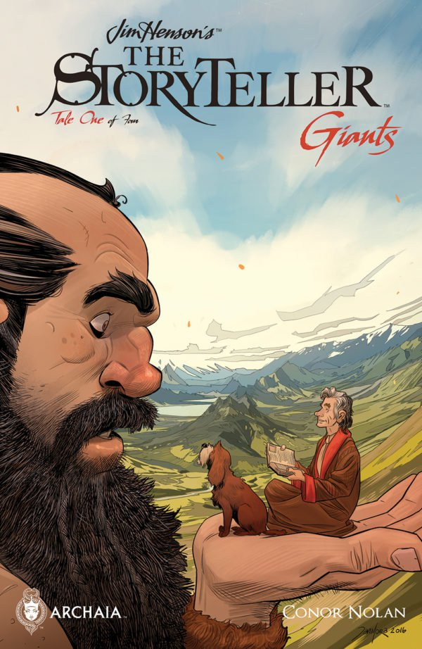 Jim Henson's The Storyteller: Giants #1 Review: Just Peachy