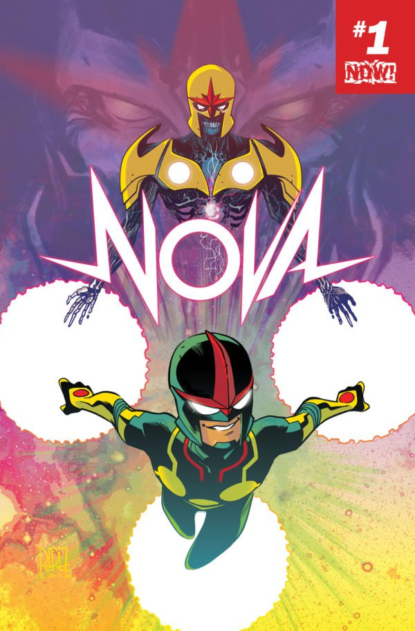 Nova #1 Review: Return of the Human Rocket