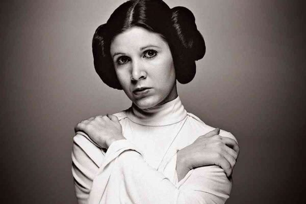 One with the Force Now- Carrie Fisher Passes Away at Age 60