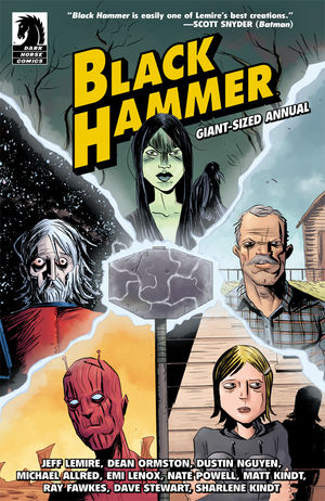 Black Hammer Annual #1 Review: Throwback to Greatness