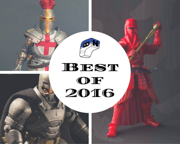 Best of 2016- Action Figures