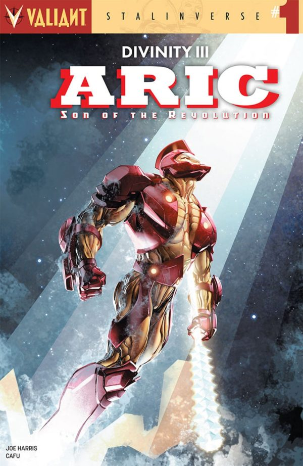 Divinity III: Aric, Son of the Revolution #1 Review: X-O Man of Russia