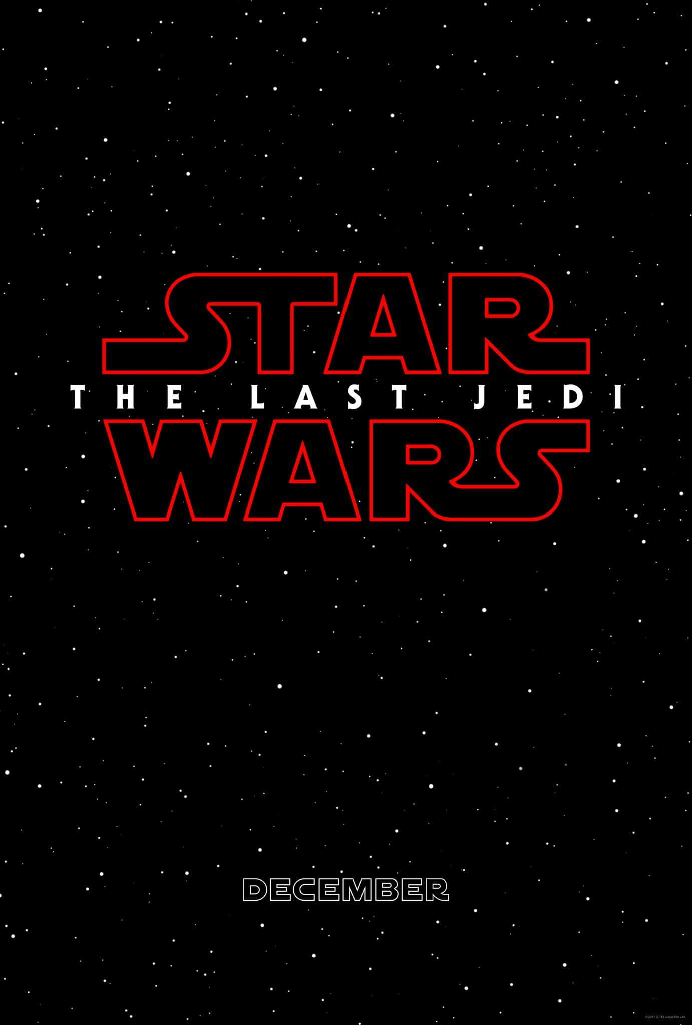 Episode VIII Officially Star Wars: The Last Jedi