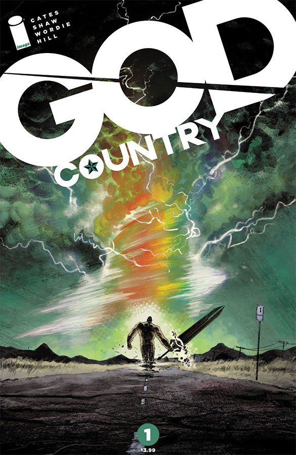 God Country #1 Review: Eye of the Storm