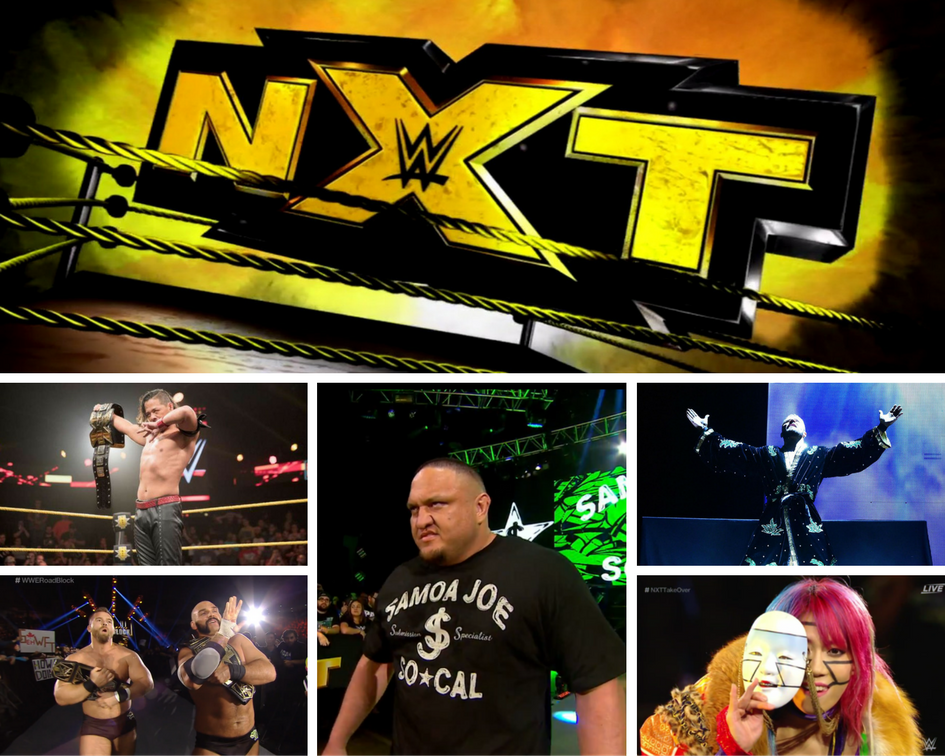 Top 5 NXT Stars Poised to Make an Impact in the WWE in 2017