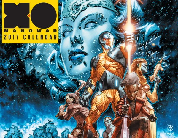 X-O Manowar Wednesday