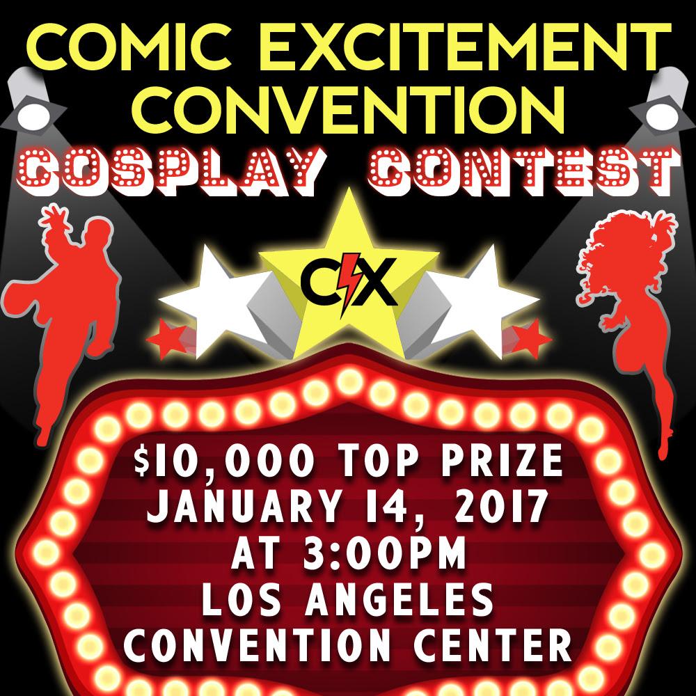 Comic Excitement Convention