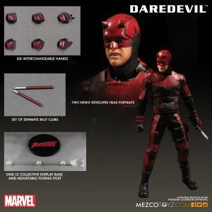 Mezco2017_One12-DaredevilNetflix (Toy Fair 2017: Mezco Wows with 2017 One:12 Collective Lineup, Includes Netflix Daredevil, Darkseid and Popeye)