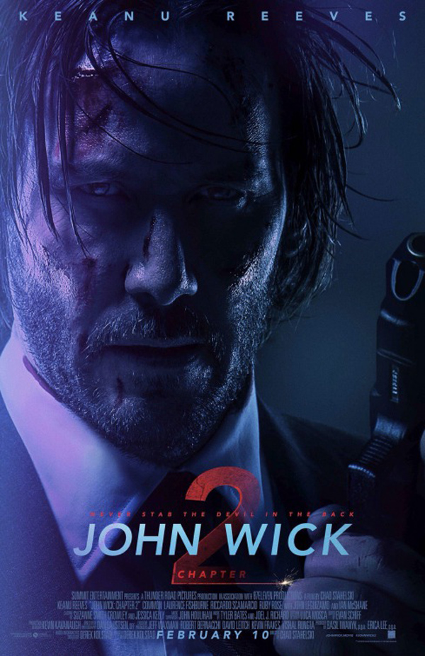 John Wick Chapter 2 Review: Perfectly Executed