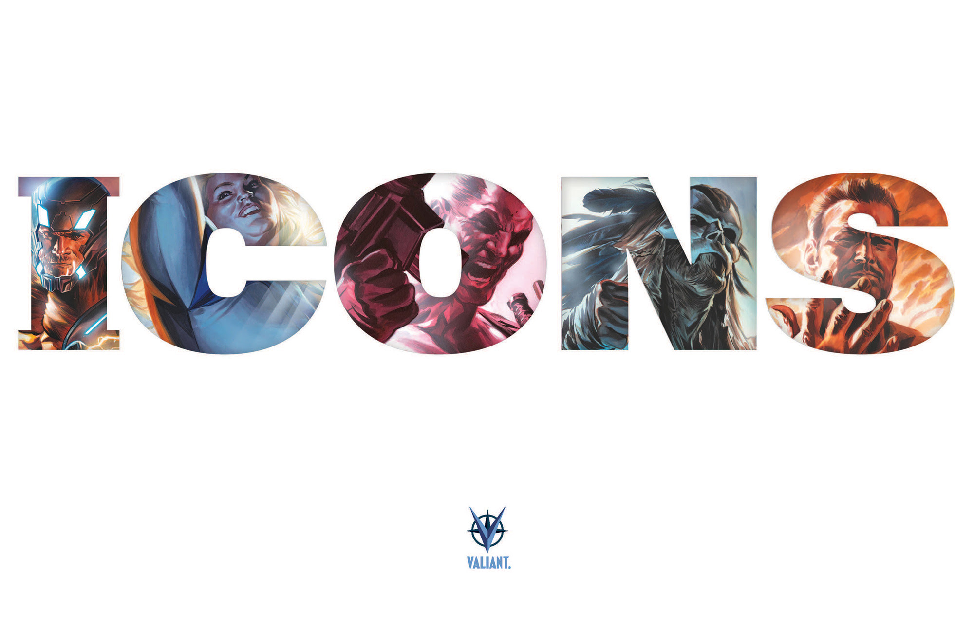 Valiant Presents ICONS – Beginning in 2017