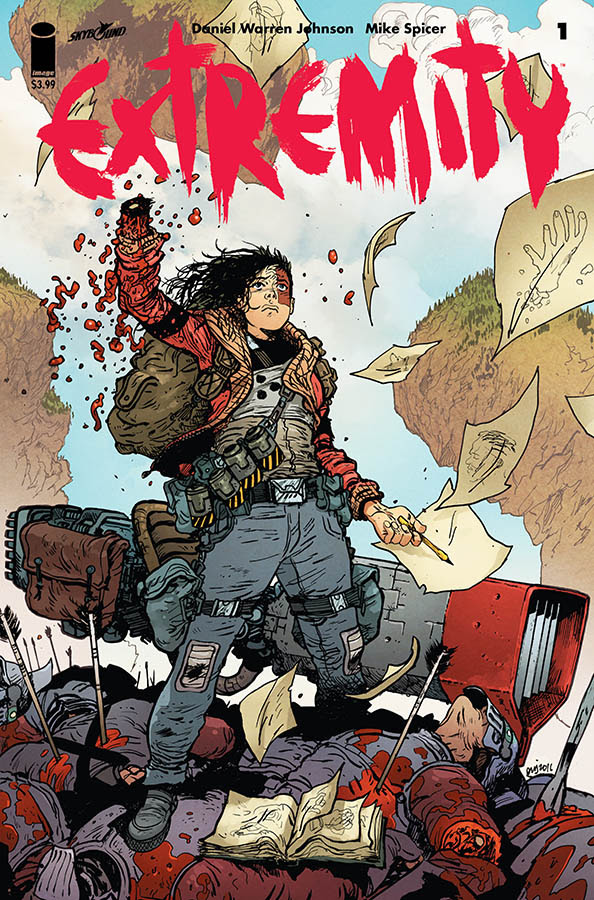 Extremity #1 Review: A Bloody Good Time