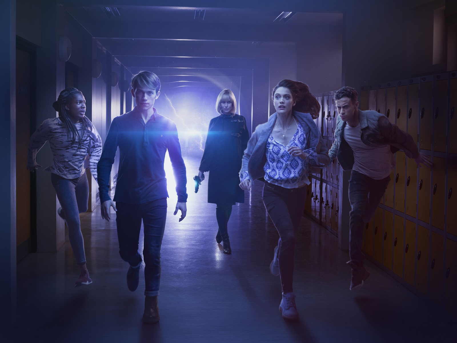 Doctor Who Spin-Off Class Debuts on BBC America April 15th