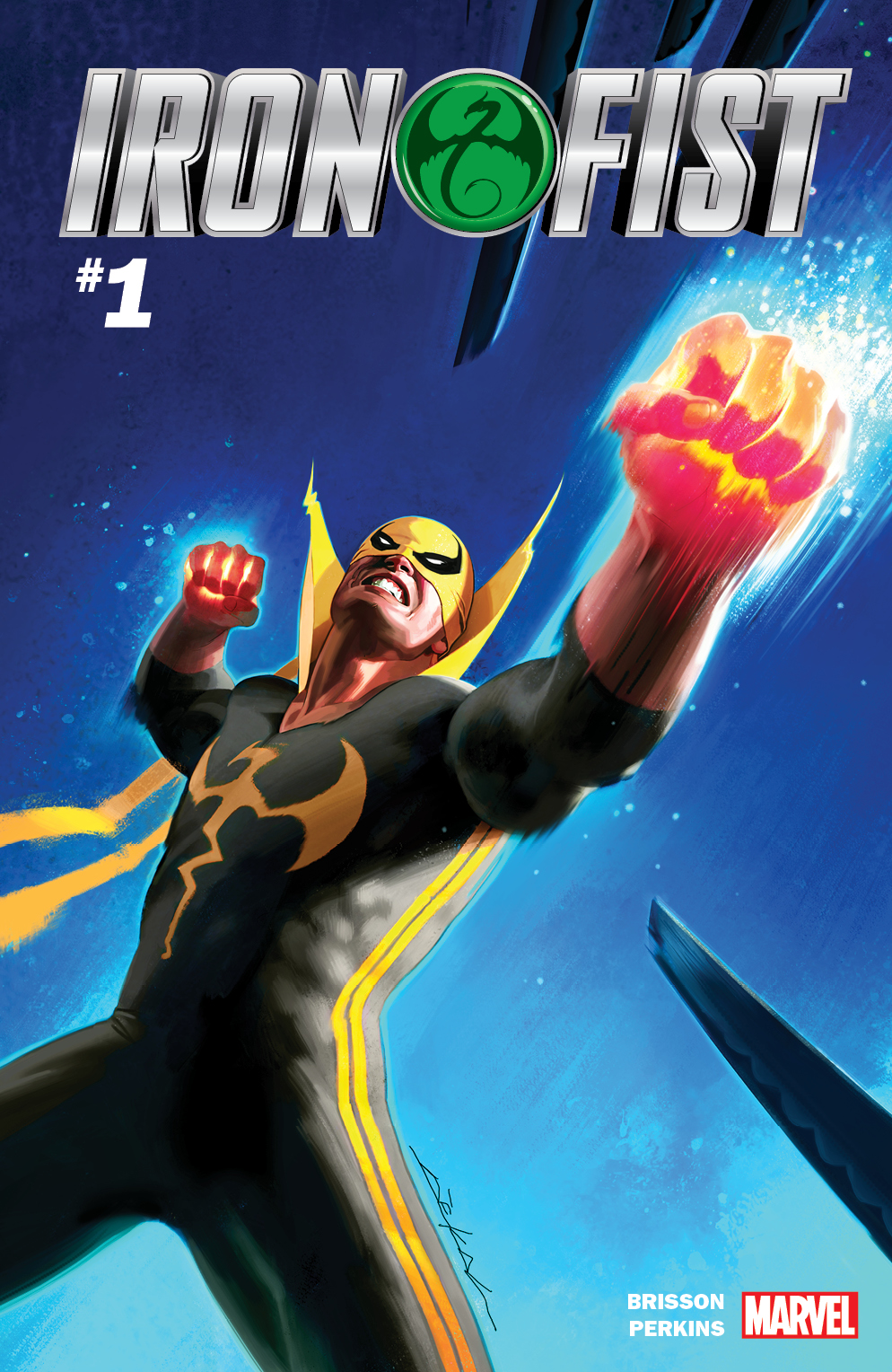 Iron Fist #1 Review: Finding Purpose